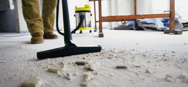 уборка квартир после ремонта (строительства)